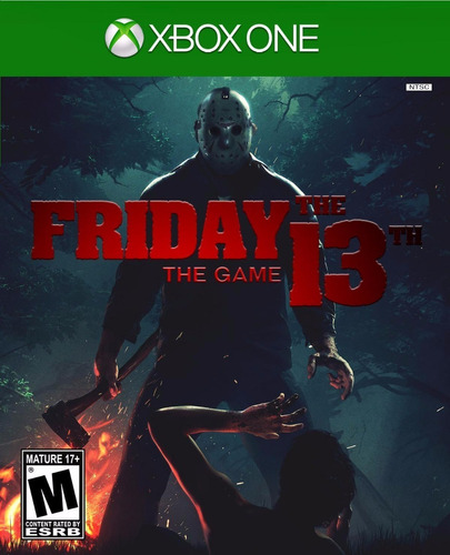 friday the 13th: the game - xbox one - offline