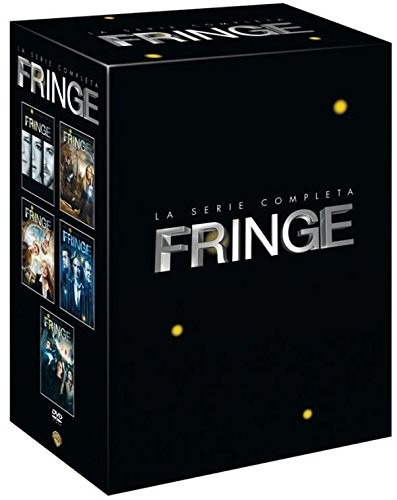 fringe - serie completa en dvd, nueva y original.
