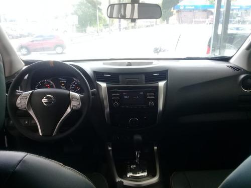 frontier aut nissan np300