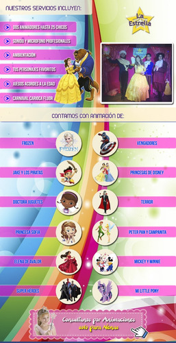 frozen /jake/ superhéroes/ princesas/ dra juguetes/ mickey