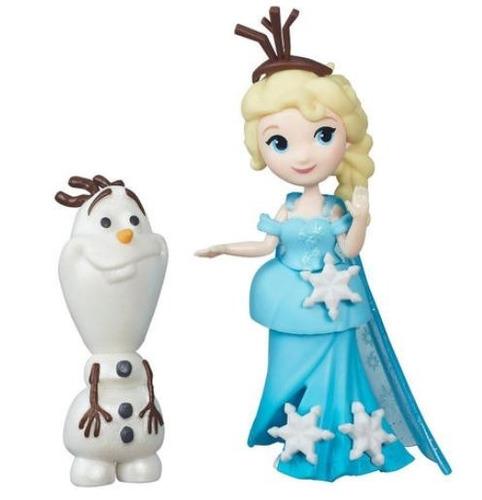 frozen pequeño reino hasbro b5185-1