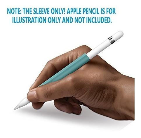 frtma para apple pencil magnetic sleeve, agarre de silicona
