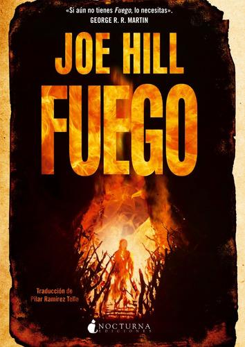 fuego de joe hill.