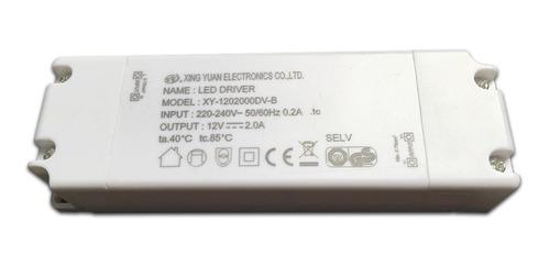 fuente de alimentación switching 12v 2a 24w interior