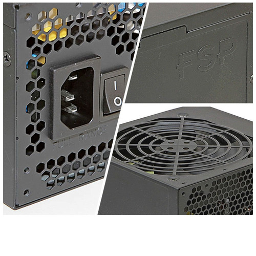 fuente poder fsp group 450 watt power supply 80 plus