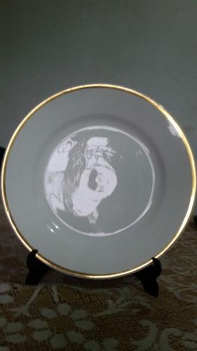 fuente redonda olmos 30cm de diametro.impecable estado
