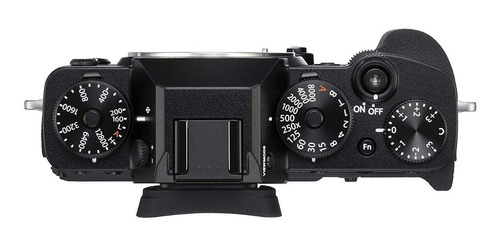 fujifilm x t3 mirrorless digital camera (body only) blac