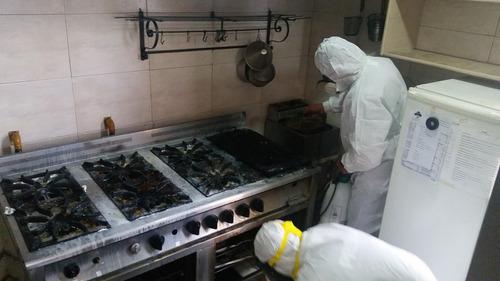 fumigaciones, desinfecciones, control de plagas, termites