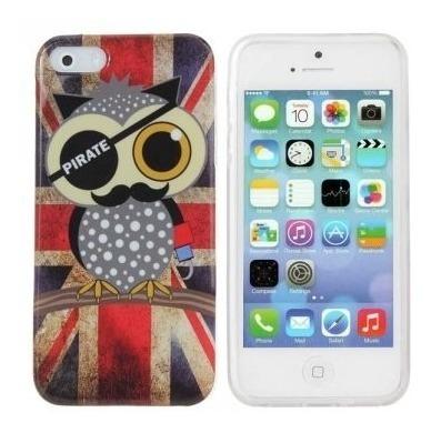 5f1dab53708 Funda Carcasa Protector iPhone 5c Varios Diseños Únicos! - $ 240,00 ...