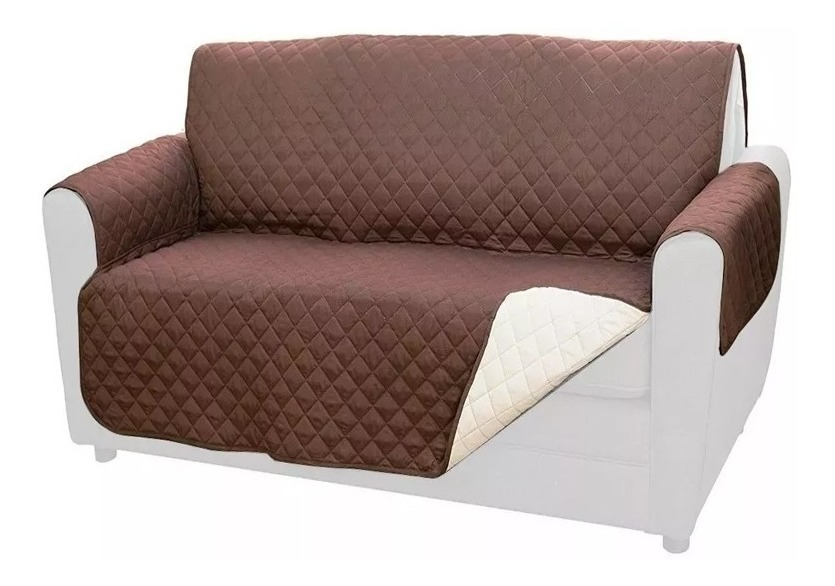 0580e1937e5 funda cobertor protectora reversible para sofa 2 cuerpos. Cargando zoom.