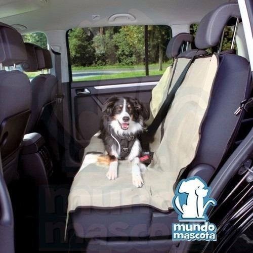 funda cubreasientos petzoom autos para mascotas / 12 cuotas