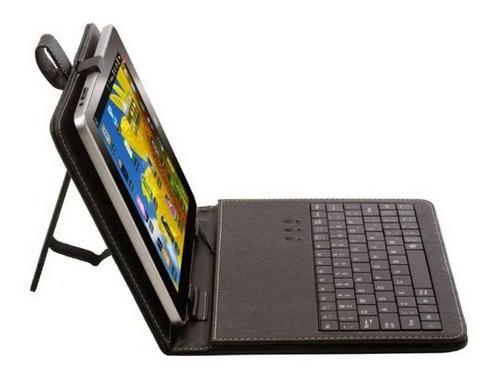 funda estuche de tablet 7 8 9 plan ceibal ibirapita teclado®