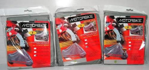 funda impermeable cubre motos polietileno anti rasgado ®