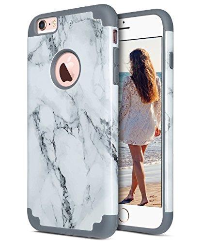 e44cdab2f3d Funda iPhone 6s Plus, iPhone 6 Plus Carcasa De Mármol, Ulak - $ 955 ...