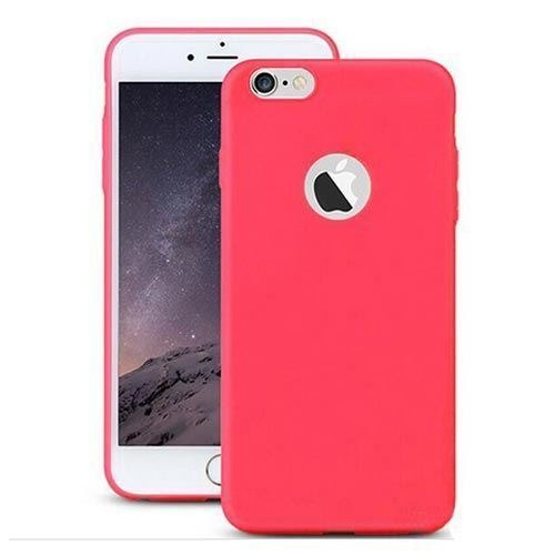 63642b01afd protector funda iphone 6 6s plus silicona rojo carcasa · funda iphone  silicona