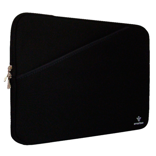 funda notebook 15 negro c/bolsillo