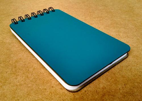 funda onta - iphone 6, 6s - exactamente igual a una libreta
