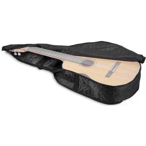 funda para guitarra clásica rockbag eco black