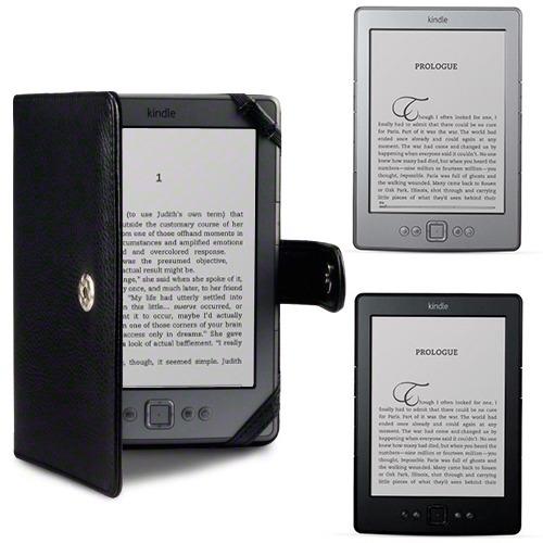 Funda Protector Estuche Agenda Para Amazon Kindle 4 O 5 6''