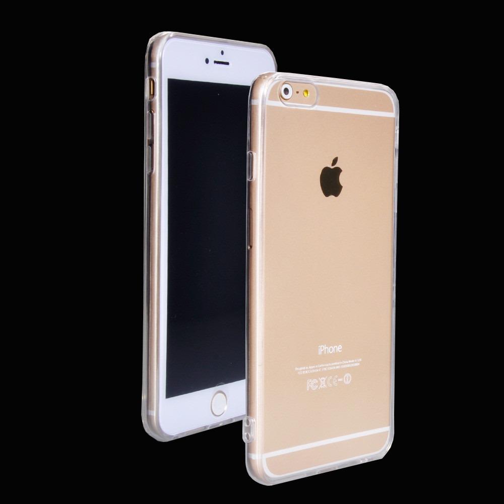 a0cf3408e64 funda protector transparente iphone 6 plus excelente! envios. Cargando zoom.