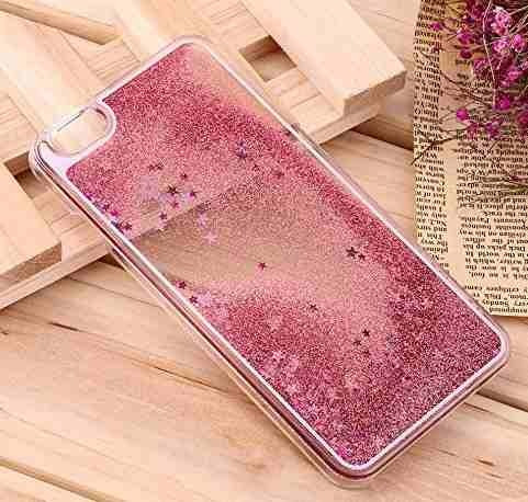 funda protectora glitter brillantina elegante iphone 6 6s