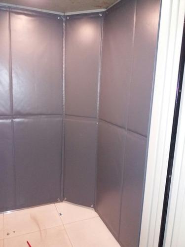 fundas/lonas protectoras protección para ascensores