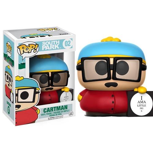 funko pop cartman south park i'm a little pig e vinyl