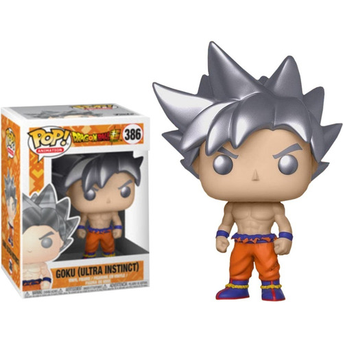 funko pop - goku ultra instinct -  dragon ball