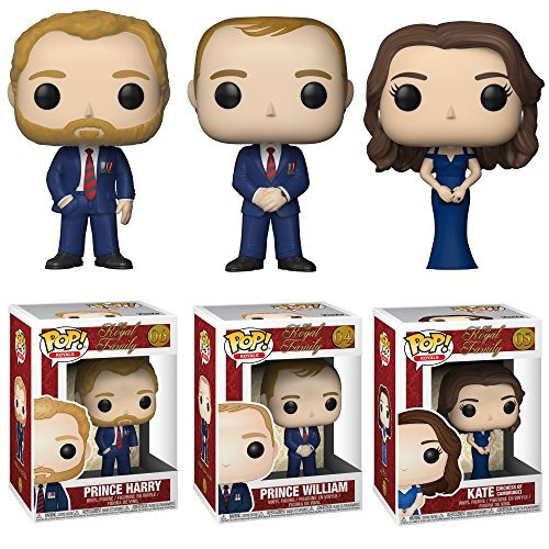 funko royal family series collectors settoys   games