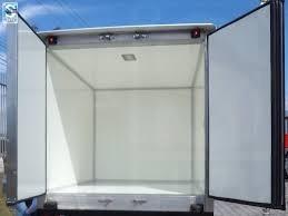 furgón frío/congelados de 10cm 4.1x1.90x1.90 0km + iva