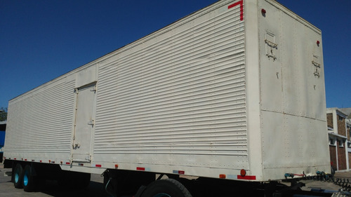 furgon montenegro 14,20 metros largo 2 ejes