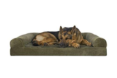 Furhaven Sofa Cama De Espuma Viscoelastica Para Perros Y U S 150