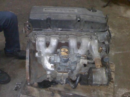 fusca motor nissan 2.4 12 valvulas