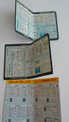 fútbol antiguos ficture mundial 66-70-74