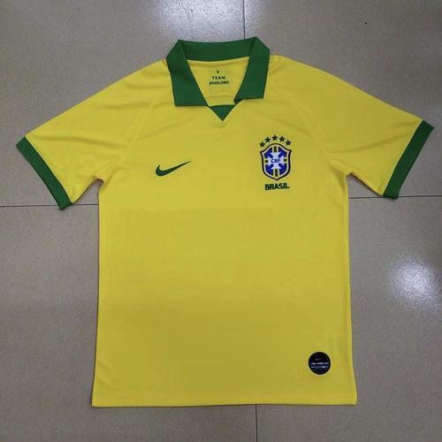 futbol brasil camiseta