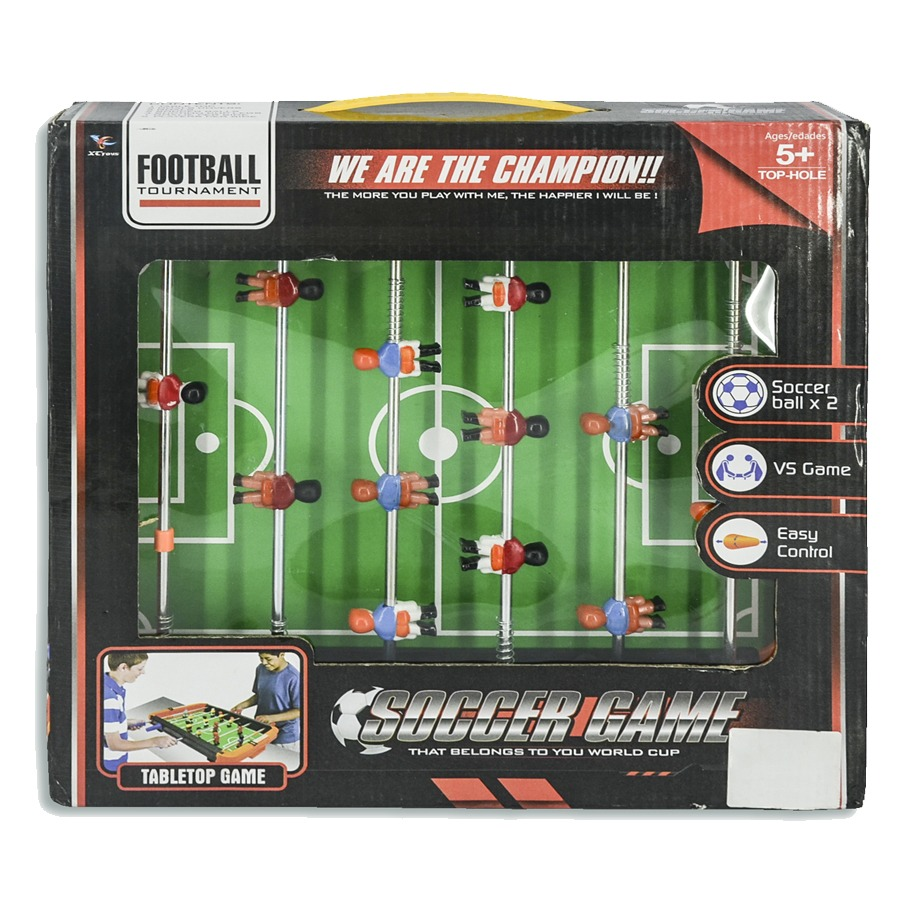 Futbolito infantil de mesa soccer game ub en mercado libre jpg 900x900 Futbolito  games 324c64abb88e7
