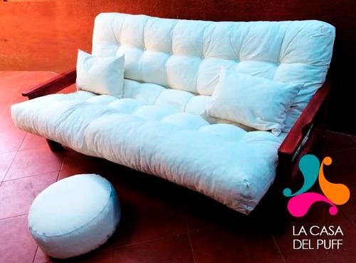 Futon sof cama el mejor fabricaci n propia - El mejor sofa cama ...