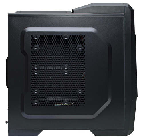 gabinete dooku gamer lillion ssd mid tower filtros usb 3.0