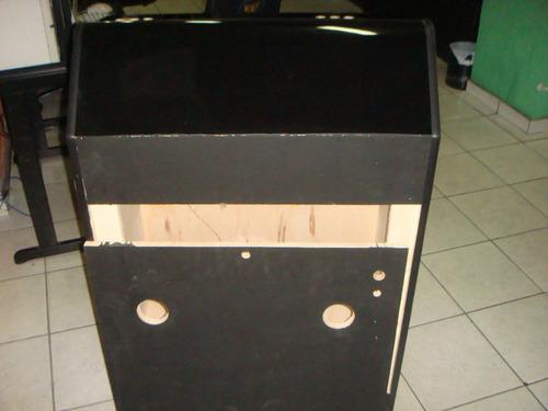 gabinete para montar fliperama