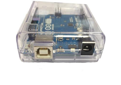 gabinete sb components arduino mega case enclosure new