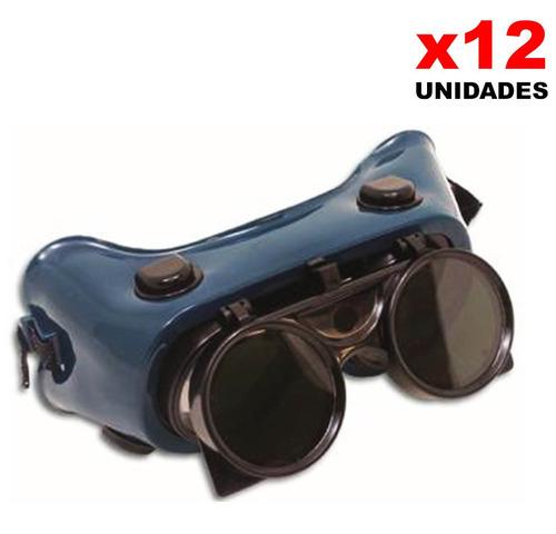 gafa para soldar rebatible toolcraft tc0873 x 12 unidades