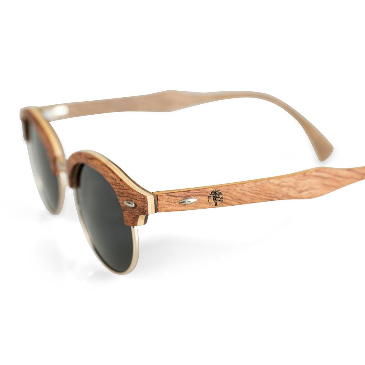 f930d038b3 Gafas De Sol De Madera Viable Harvest Para Mujer, Marcos. - U$S 70 ...