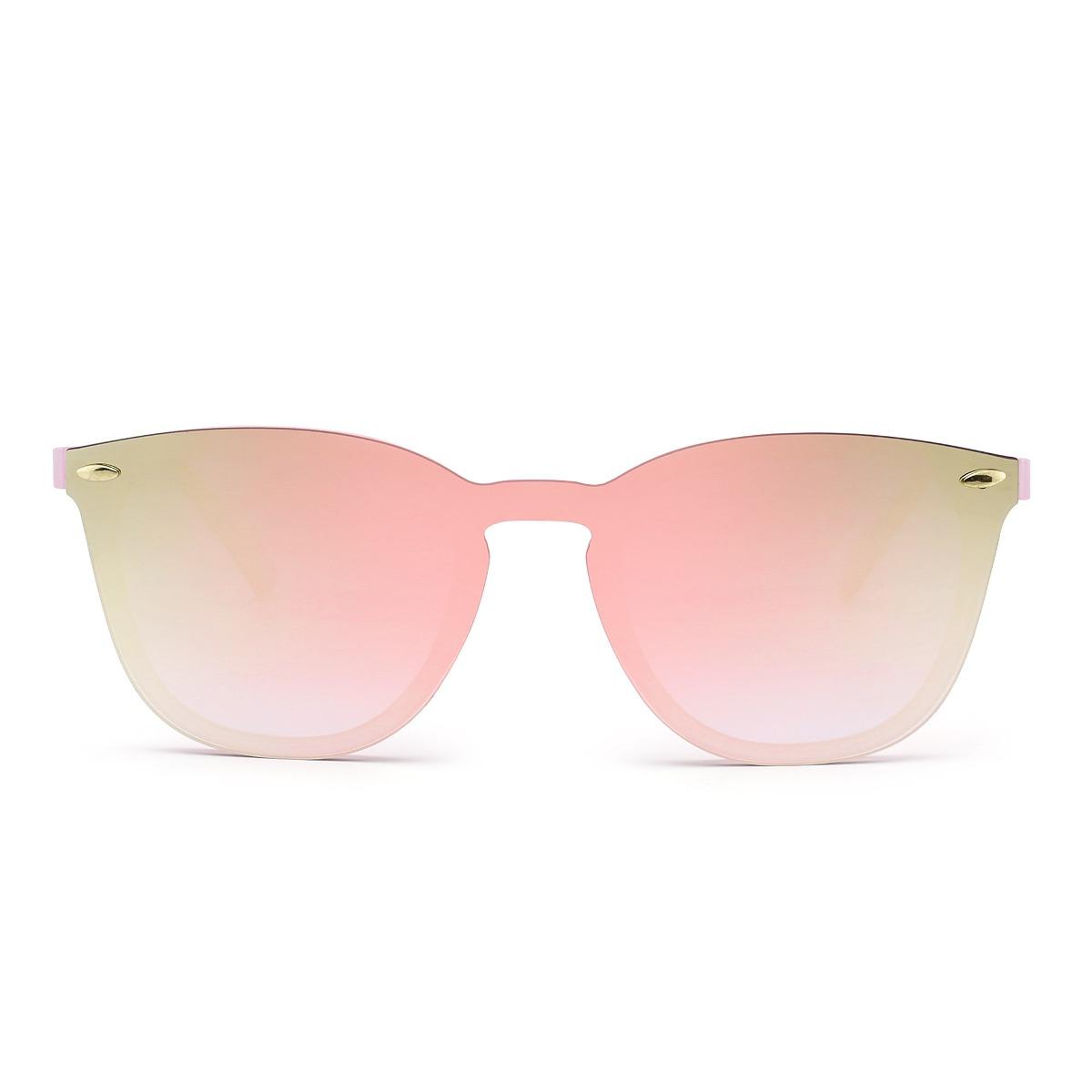 05c9ecef33 gafas de sol sin montura wayfarer espejo reflexivo del es. Cargando zoom.