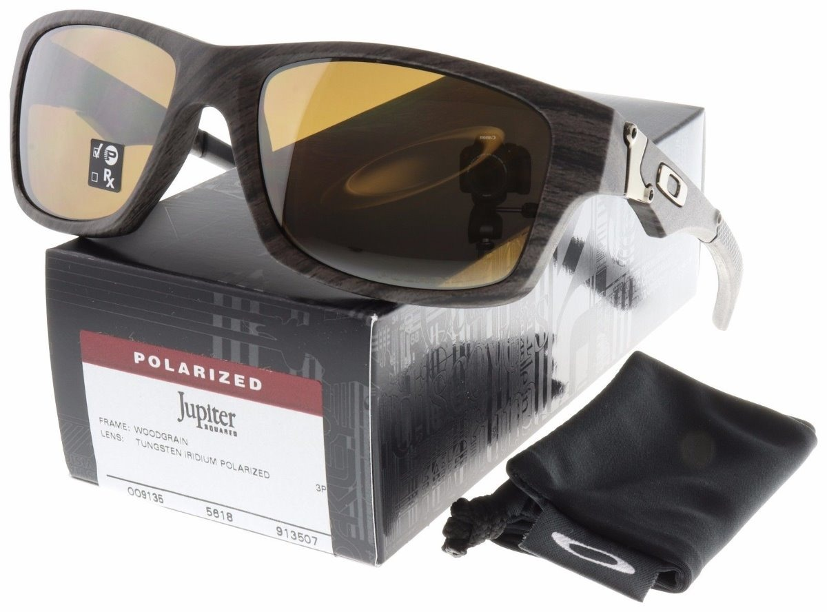 99309f33a8 Gafas Oakley Jupiter Squared - U$S 226,00 en Mercado Libre