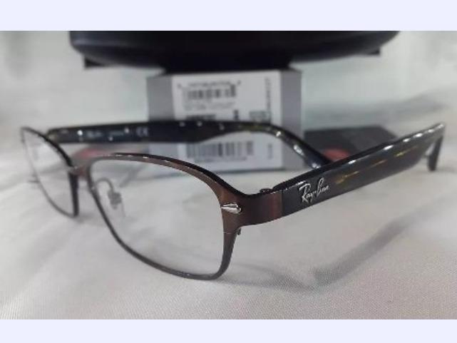 b48e9458b4 Gafas Receta Lentes Armazon Ray Ban Titanium Rb 8707-1077 - $ 2.518 ...