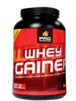 gainer 2 kg. pro nutrition