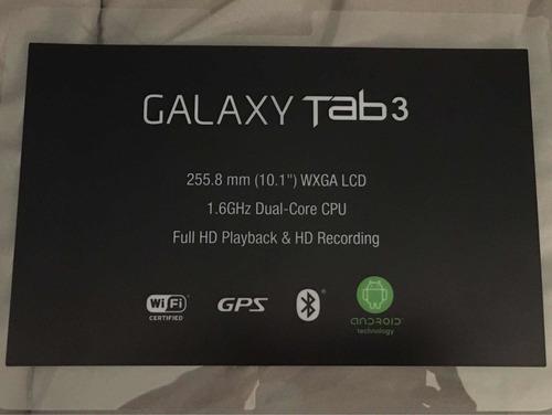 galaxy tab 3 16gb 10 pulgadas