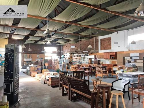 galpón en venta - nueva helvecia - colonia - 260 m2 #505