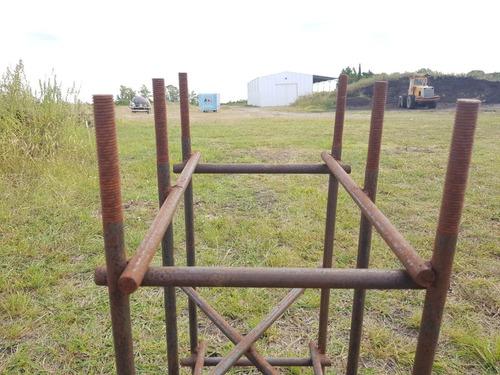 galpon para armar - estructura metalica