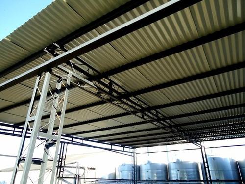 galpones construcción tinglados techos